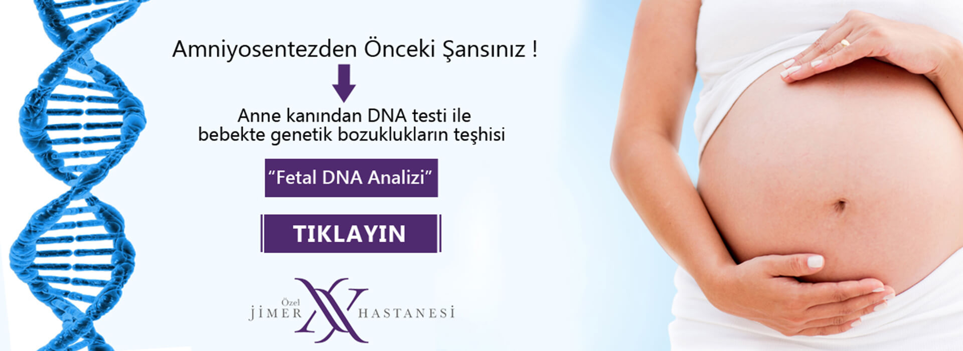 Fetal DNA Analizi